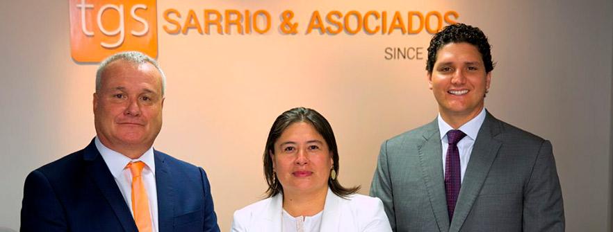 tgs da la bienvenida a un nuevo miembro en Perú