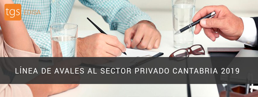 LINEA DE AVALES AL SECTOR PRIVADO