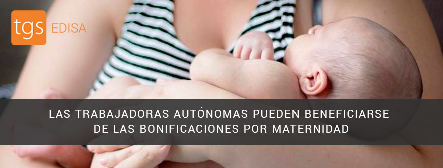 bonificaciones por maternidad