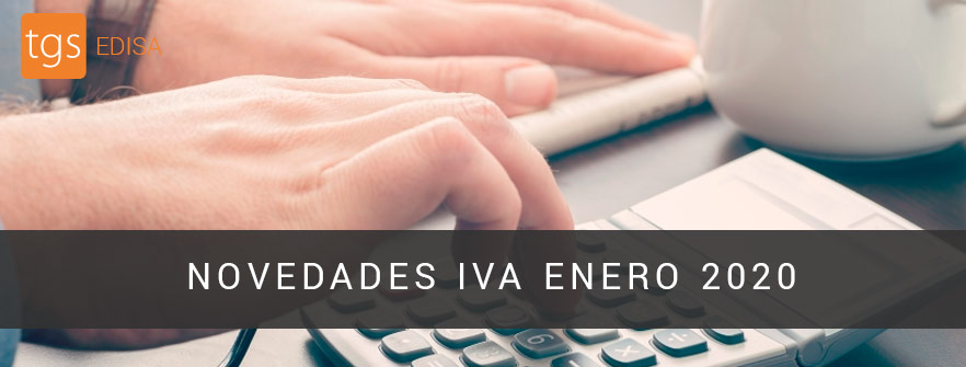 Novedades IVA 2020