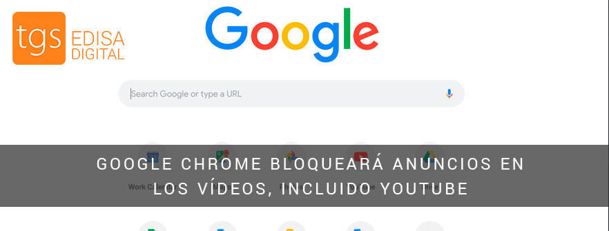Anuncios Google Chrome